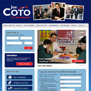 Joe Coto for State Senate