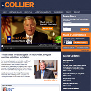 Mike Collier for Texas