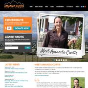Amanda Curtis for U.S. Senate (Montana)