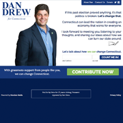 Dan Drew for Connecticut