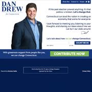 Dan Drew for Connecticut