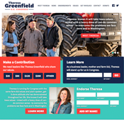 Theresa Greenfield for Congress