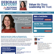 Deborah Kafoury for Multnomah Co. Chair