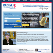 Shirley Ringo for Congress