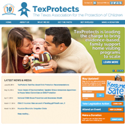 TexProtects: The Texas Association for the Protection of Children (Texas)
