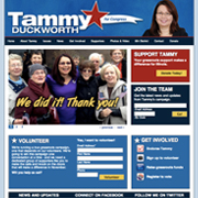 Tammy Duckworth for Congress